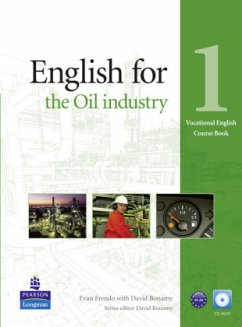 English for the Oil Industry Level 1 Coursebook and CD-Ro Pack - Frendo, Evan