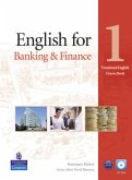 Vocational English (Elementary) English for Banking and Finance Coursebook (with Audio CD)