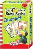 Der kleine Rabe Socke, Quartett (Kinderspiel)