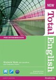 New Total English Pre-Intermediate Students' Book (with Active Book CD-ROM)