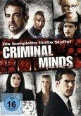 Criminal Minds - Die komplette fünfte Staffel (6 Discs)