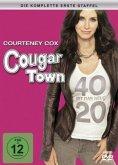Cougar Town - Die komplette erste Staffel (4 Discs)