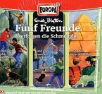 3er Box Fünf Freunde verfolgen die Schmuggler / Fünf Freunde Bd.42/59/63 (3 Audio-CDs)
