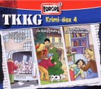 Krimi-Box 4 / TKKG Bd.121/137/142 (3 Audio-CDs)