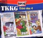 Krimi-Box 4 / TKKG Bd.121/137/142 (3 Audio-CDs)