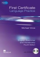 First Certificate Language Practice Student Book Pack without Key - Michael, Vince; Prodromou, Luke