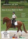 Rücksicht auf den Reiterrücken / Rider & Horse Back to Back, DVD