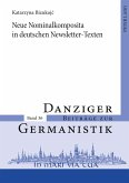 Neue Nominalkomposita in deutschen Newsletter-Texten