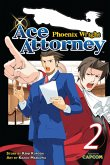 Phoenix Wright: Ace Attorney, Volume 2