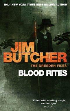 Blood Rites - Butcher, Jim