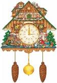 Weihnachtskuckucksuhr Adventskalender
