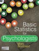 Basic Statistics for Psychologists
