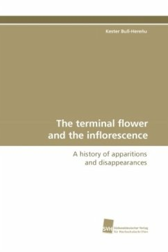 The terminal flower and the inflorescence