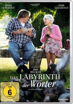 Das Labyrinth der Wörter - Gérard Depardieu/Gisèle Casadesus
