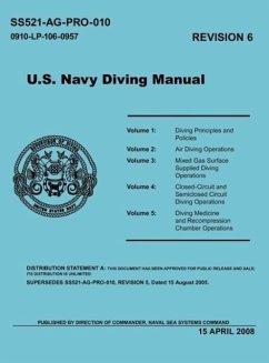 U.S. Navy Diving Manual (Revision 6, April 2008)