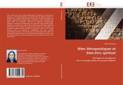 Rites Thérapeutiques Et Bien-Ètre Spirituel - Bestandji, Siham