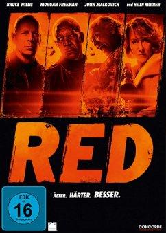 R.E.D. - Älter. Härter. Besser. - Bruce Willis/Morgan Freeman
