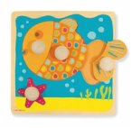 Jumbo d53067 - Fisch (Holzpuzzle)
