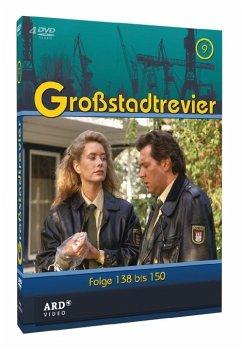 Großstadtrevier - Box 09, Folge 138 bis 150 (4 ...