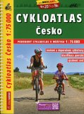 Cesko Cykloatlas 1:75.000 A4