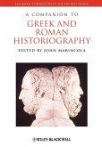 Companion Greek Roman Historiography