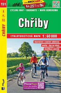 SC 151 Chriby 1 : 60 000