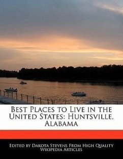 Best Places to Live in the United States: Huntsville, Alabama - Stevens, Dakota