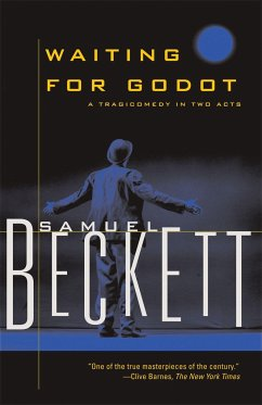 Waiting for Godot: A Tragicomedy in Two Acts - Beckett, Samuel