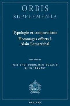 FRE-TYPOLOGIE ET COMPARATISME (Orbis Supplementa, Band 28)