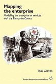 Mapping the Enterprise: Modelling the Enterprise as Services with the Enterprise Canvas