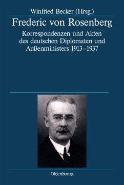 Frederic von Rosenberg