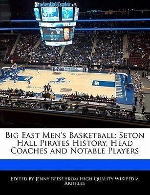 Big East Men's Basketball: Seton Hall Pirates History ...