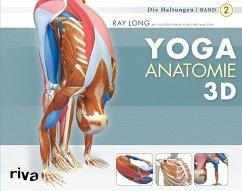 Yoga-Anatomie 3D Bd.2 - Long, Ray