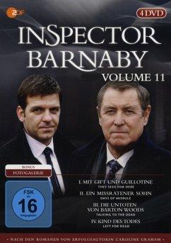 Inspector Barnaby Vol. 11 DVD-Box - Inspector Barnaby