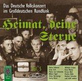 Heimat, deine Sterne. Das Volkskonzert im Großdeutschen Rundfunk. Vol.5