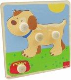 Jumbo d53068 - Hund (Holzpuzzle)