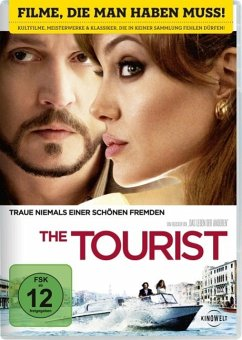 The Tourist - Depp,Johnny/Jolie,Angelina
