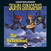 Die Hexeninsel / Geisterjäger John Sinclair Bd.70 (1 Audio-CD)