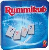 Jumbo 03973 - Original Rummikub, Metalldose, Familienspiel