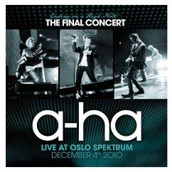 0602527648453 - A-Ha: Ending On A High Note-The Final Concert - Livre
