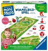 Ravensburger 04142 - ministeps® Mein Wimmelbild-Spiel, Suchspiel