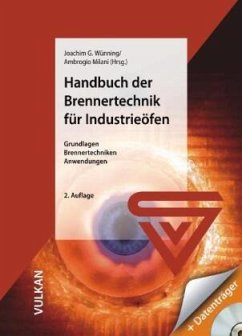 Handbuch der Brennertechnik für Industrieöfen, m. CD-ROM