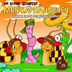 Warum haben Schnecken Häuser?, 1 Audio-CD / Die kleine Schnecke, Monika Häuschen, Audio-CDs Nr.15 - Naumann, Kati
