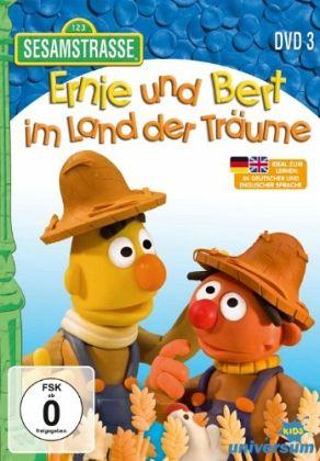 Sesamstraße - Ernie und Bert im Land der Träume DVD 3