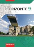 Horizonte 9. Schülerband. Geschichte. Realschule. Bayern