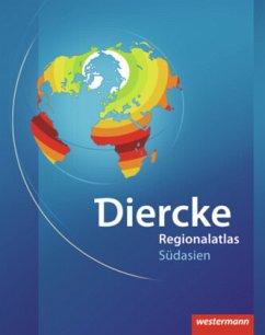 Diercke Weltatlas. Regionalatlas Südasien.