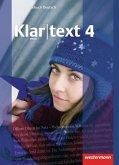 Klartext 4. Schülerband. Ausgabe Südwest