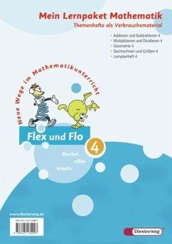 Flex und Flo 4. Themenhefte. Paket