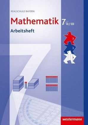 mathematik 7 arbeitsheft realschule bayern wpf 2 3 realschule bayern schulbuch. Black Bedroom Furniture Sets. Home Design Ideas