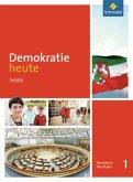 Demokratie heute 5 / 6-Schülerband. Nordrhein-Westfalen